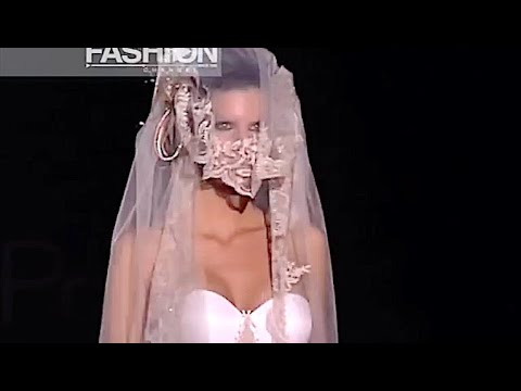 EMPERATRIZ #3 Lingerie Cibeles Novias 2009 Madrid – Fashion Channel