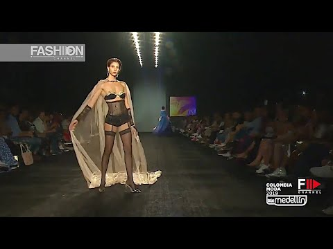 MAXI-RETRO #2 Area Andina Spring 2020 COLOMBIAMODA 2019 – Fashion Channel