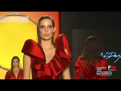 ANDRES PAJON #3 Fundacion AVON Spring 2020 COLOMBIAMODA 2019 – Fashion Channel