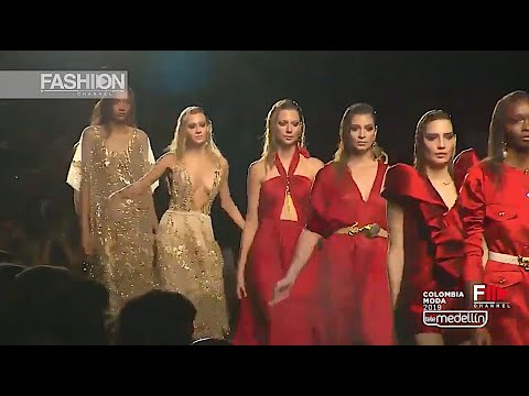 ANDRES PAJON #4 Fundacion AVON Spring 2020 COLOMBIAMODA 2019 – Fashion Channel