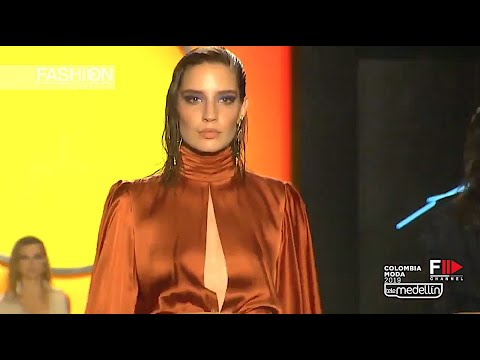 ANDRES PAJON #1 Fundacion AVON Spring 2020 COLOMBIAMODA 2019 – Fashion Channel