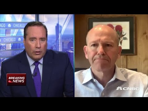 CNBC's full interview with Boeing CEO Dave Calhoun on Q1 earnings