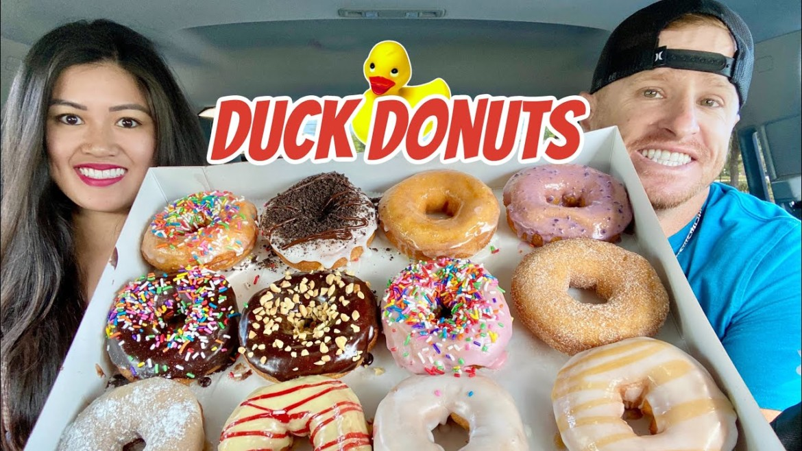 Duck Donuts National Donut Day Assortment 2020🍩🍩