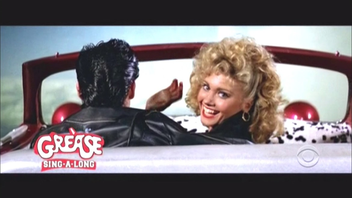 CBS Sunday Night Movie Opening: Grease Sing-Along (June 7, 2020)