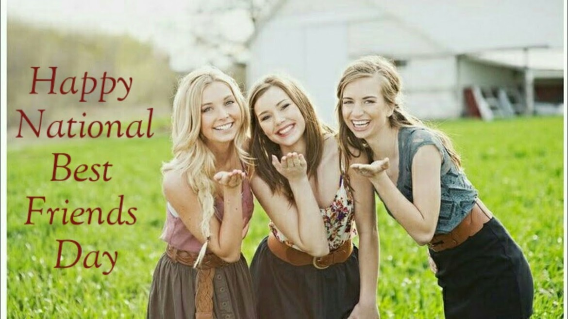 Happy National Best Friends Day l Family and Fun Vlog l