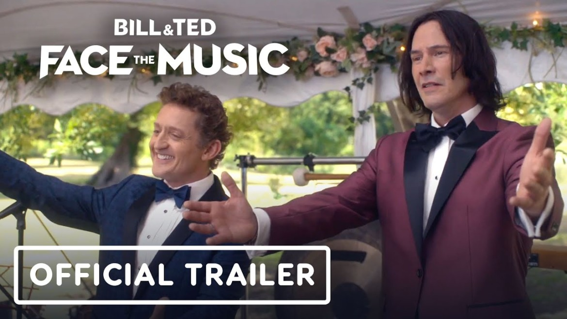 Bill & Ted Face the Music | Official Trailer 2020 | Keanu Reeves, Alex Winter
