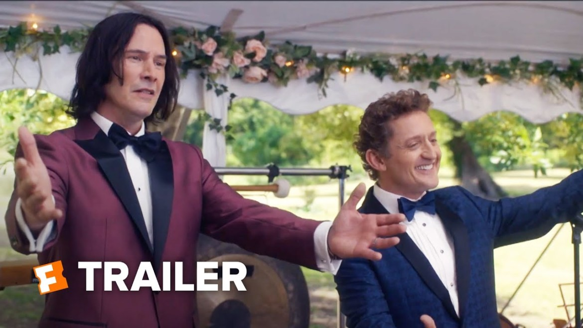 Bill & Ted Face the Music Trailer Teaser 2020
