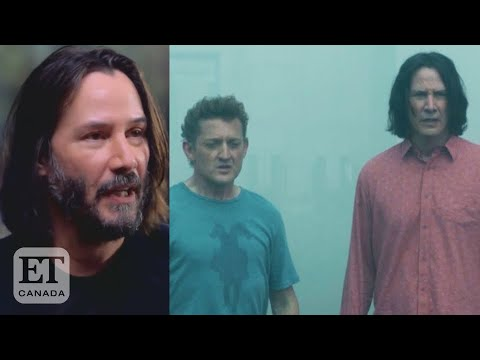 Reaction To Bill And Ted Face The Music Teaser