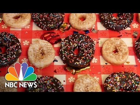 The Sorta Secret History Of National Donut Day | NBC News