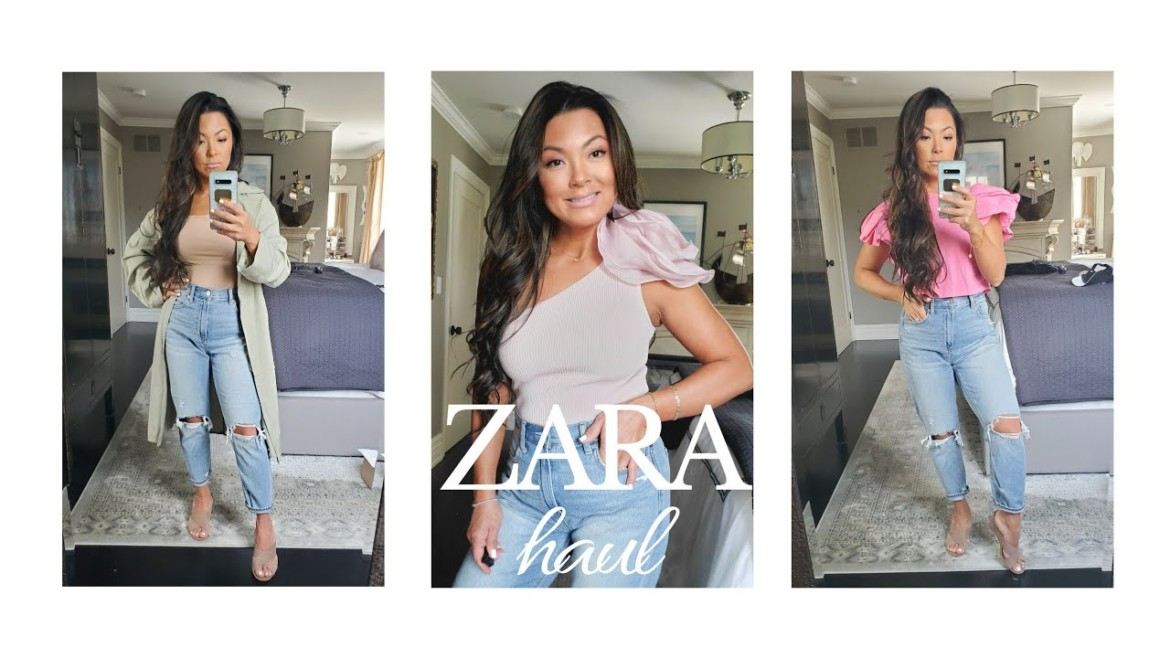 ZARA TRY ON HAUL 2020 | SPRING FASHION | clothing try on haul | Muy Eve