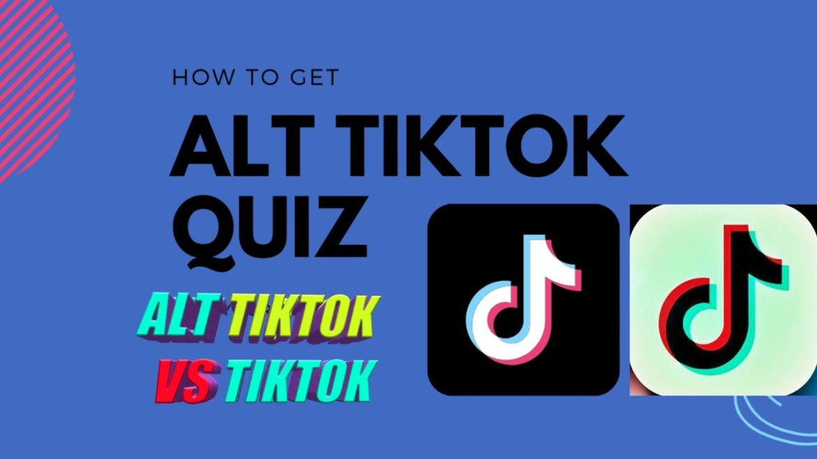 WHAT IS THE ALT TIKTOK QUIZ? FIND OUT WHICH SIDE OF TIKTOK YOU'RE ON! TICTOK VS ALT TICTOK
