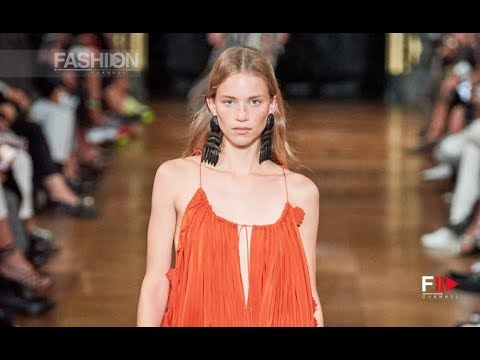 STELLA MCCARTNEY Spring Summer 2020 Paris – Fashion Channel