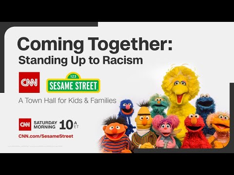 CNN and 'Sesame Street' Town Hall This Saturday
