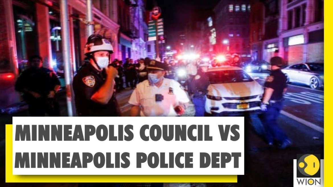 Minneapolis Police Department To Be Dismantled | US Protests | WION News