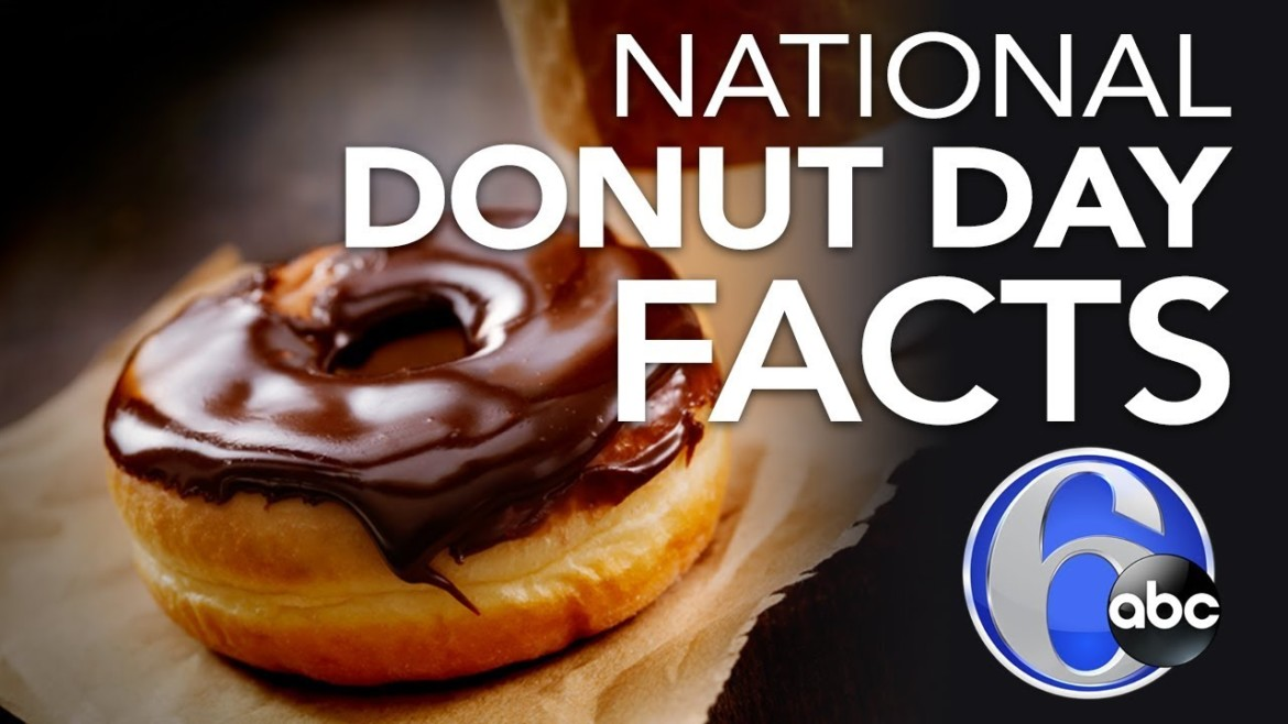 National Donut Day Facts