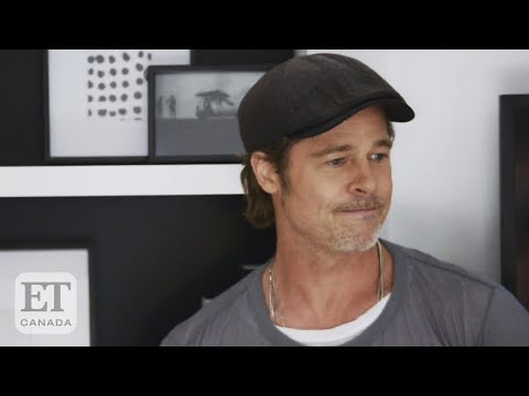 Brad Pitt Gets Emotional With The Property Brothers On 'Celebrity IOU'