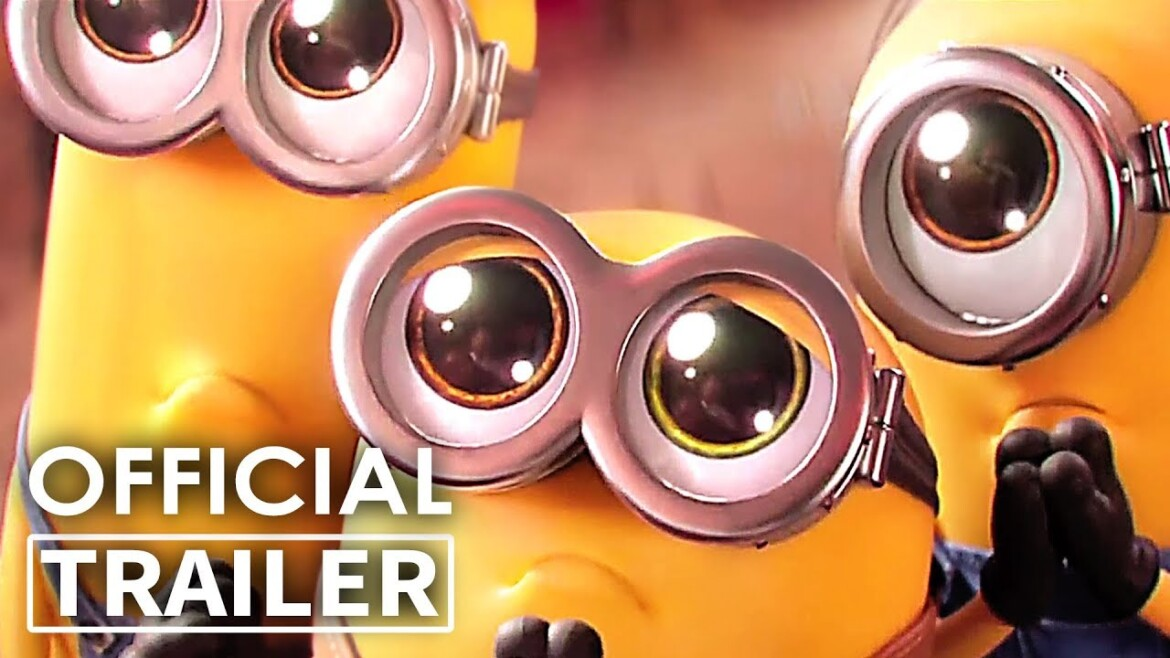 MINIONS 2 International Trailer (2020) The Rise of Gru