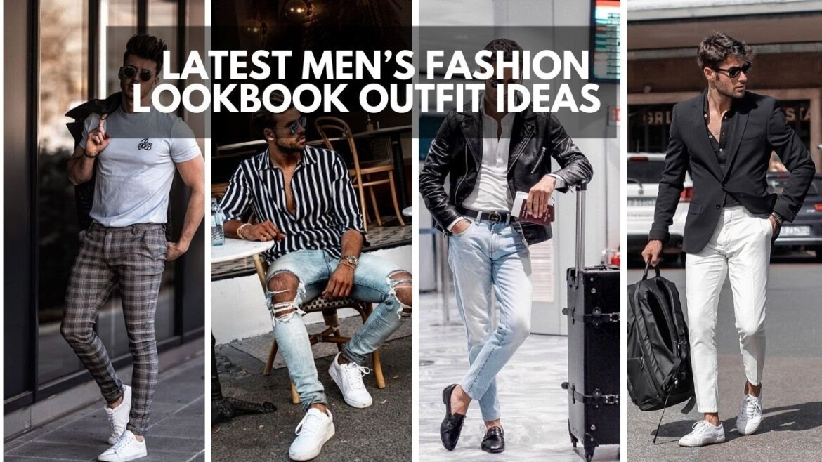 15 Stylish Trends for Summer 2020 |  Latest 15 Summer Casual Streetwear | Men's Outfit Inspiration