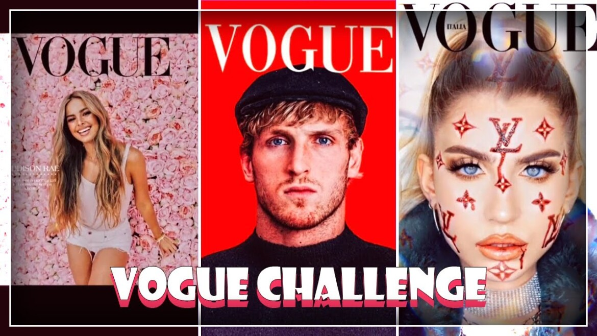 New Vogue Challenge TikTok Compilation 2020