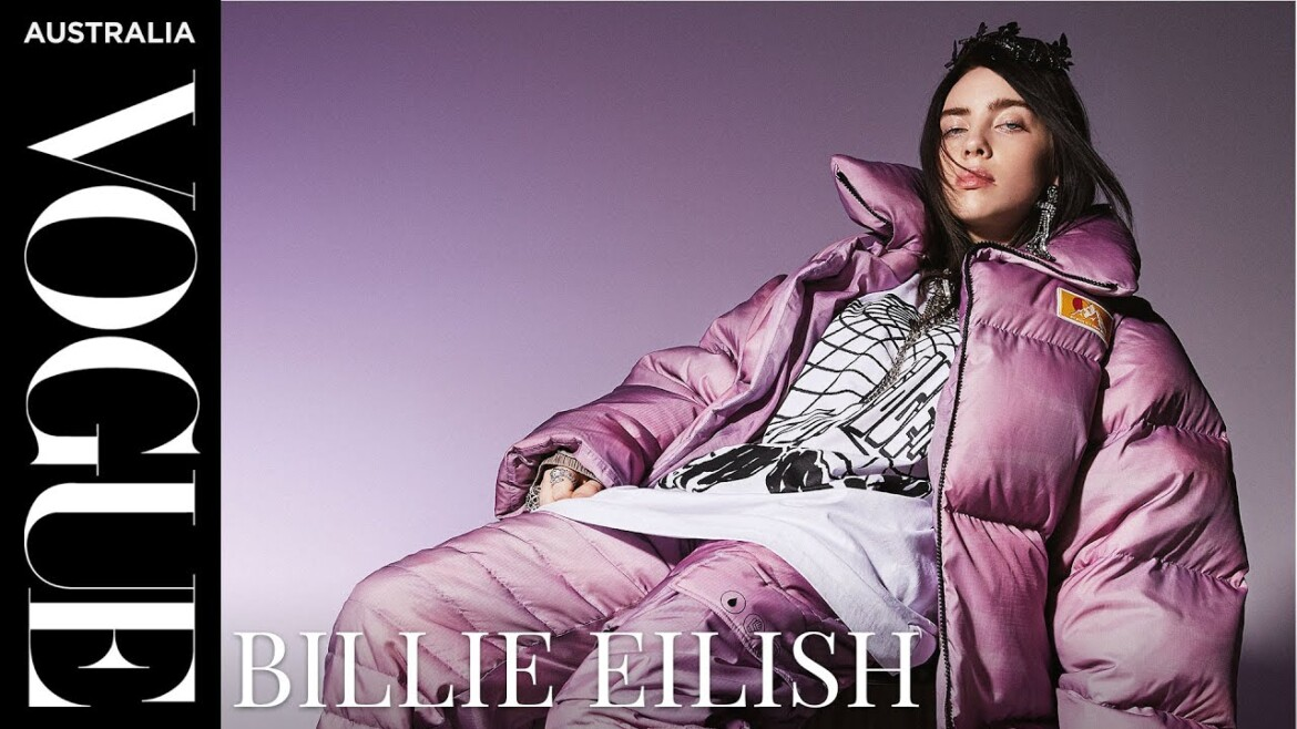 Billie Eilish on her style | Interview | Vogue Australia