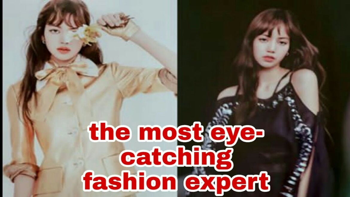The most prestigious fashion site, Vogue, highlights Lisa BlackPink's fashion