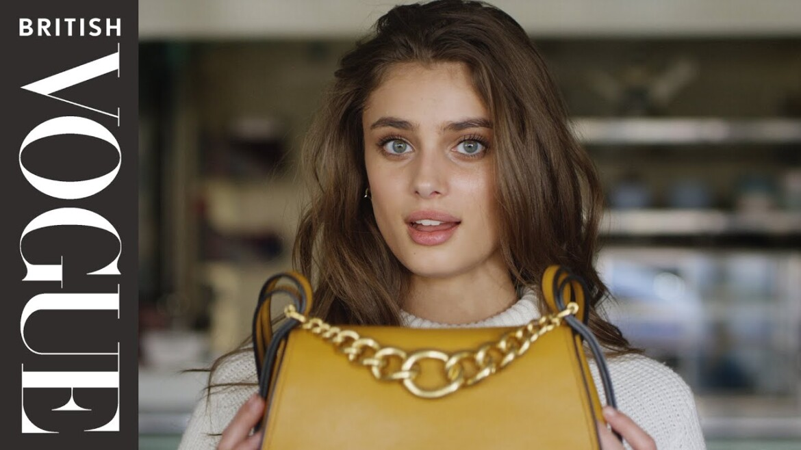 Taylor Hill: In the Bag | Episode 1 | British Vogue