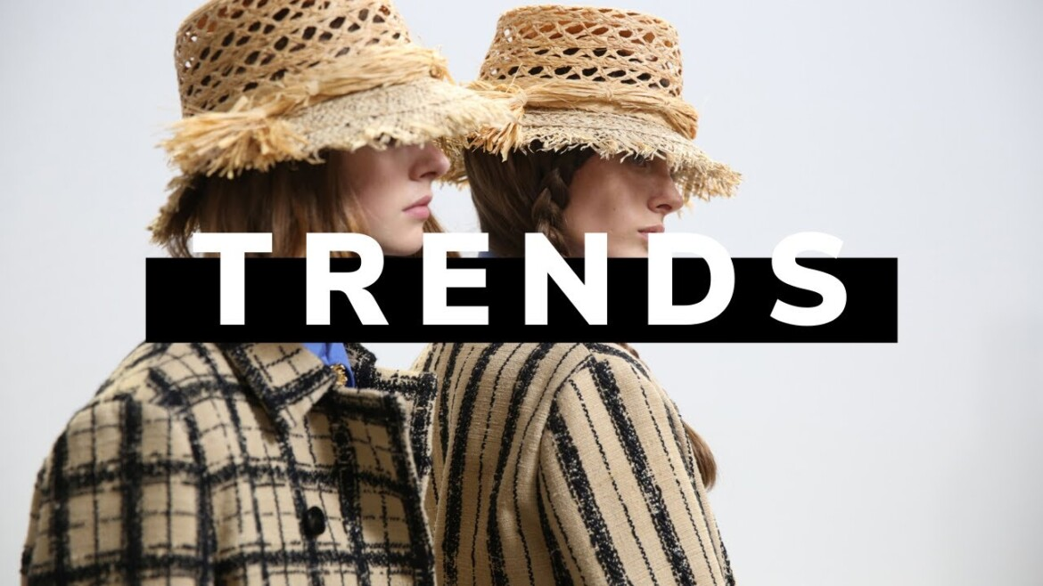 5 Big Accessory Trends | Spring/Summer 2020