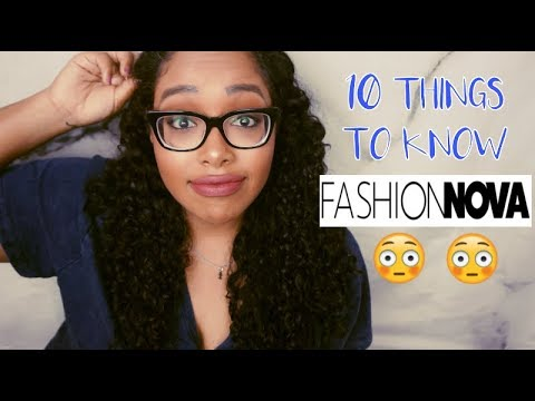 10 THINGS TO KNOW BEFORE BUYING FROM FASHION NOVA | Advice, Tips & Tricks