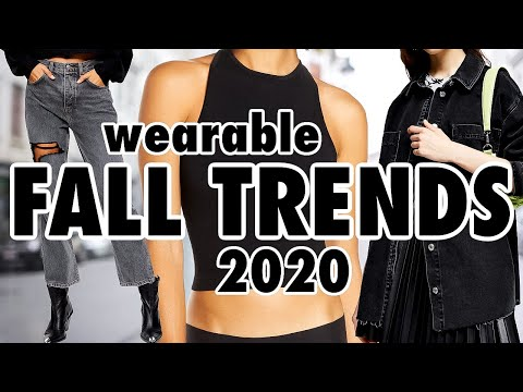 10 Fall FASHION TRENDS Worth Trying in 2020!