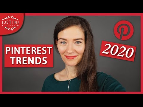 Top Trends 2020… according to Pinterest ! ǀ Fashion, Interiors, Pop Culture ǀ Justine Leconte