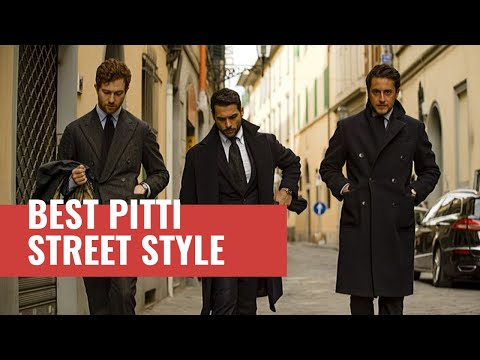 10 Best Pitti Uomo Street Style | Fashion Trends 2020 Men