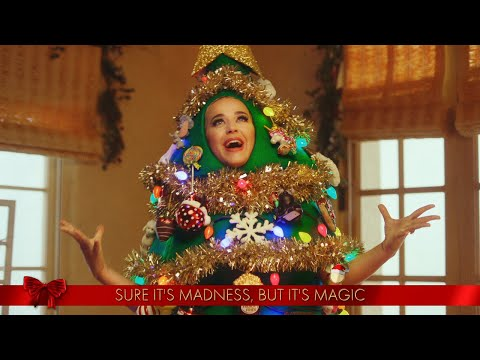 Katy Perry Performs 'I will Be House For Christmas' and 'Cozy Little Christmas' – The Disney Vacation Si