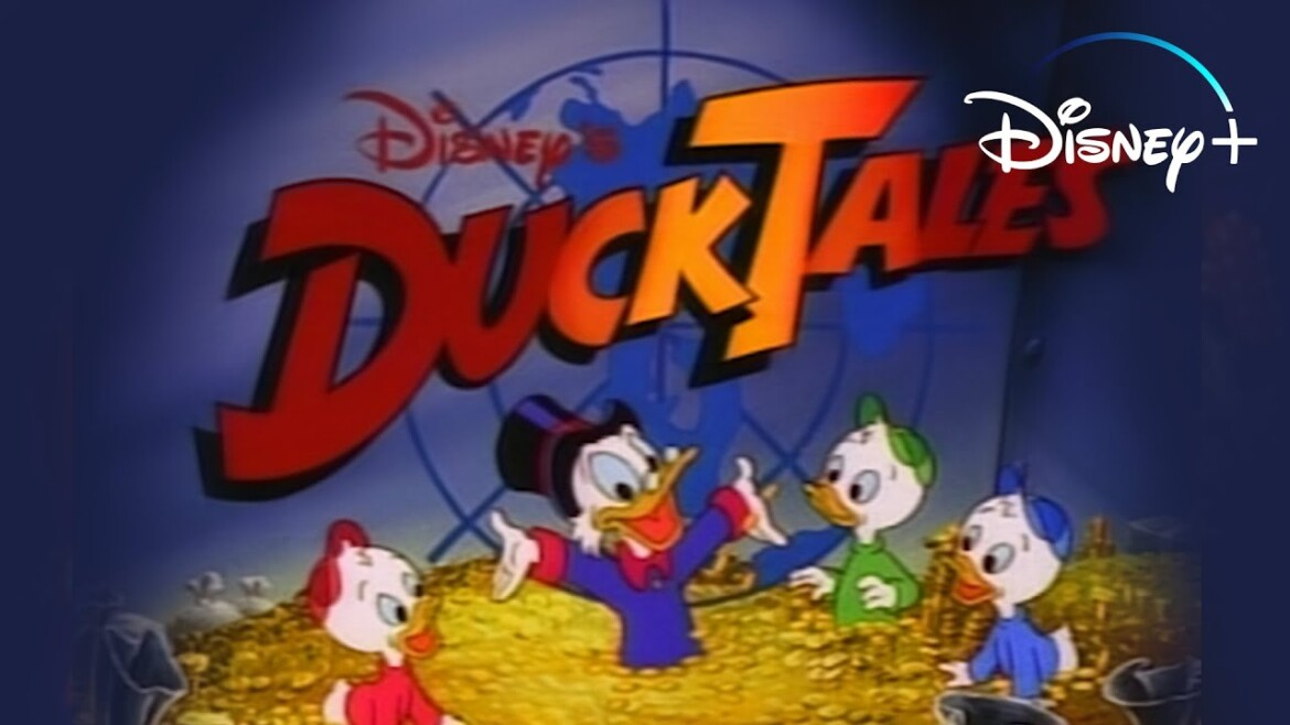 DuckTales – Theme Song | Disney+ Throwbacks | Disney+