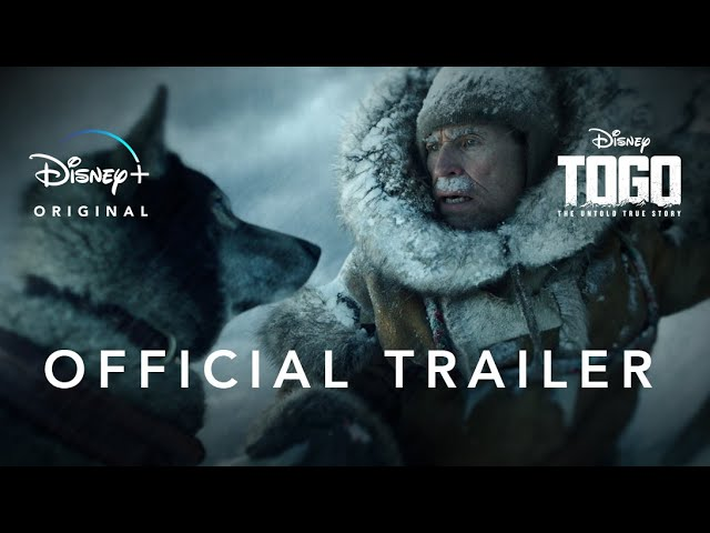 Togo – Official Trailer | Disney+ | Streaming Dec. 20