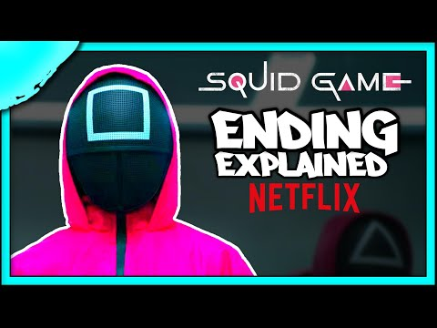 Every Clue in Squid Game   Ending Explained